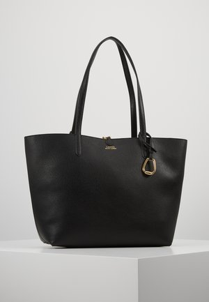 VEGAN TOTE - Handbag - black