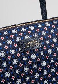 Lauren Ralph Lauren - Handbag - navy /mixed geo - 6