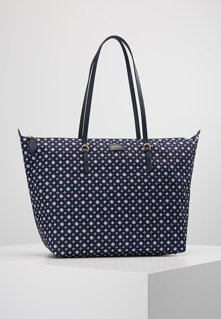 Lauren Ralph Lauren - Handbag - navy /mixed geo