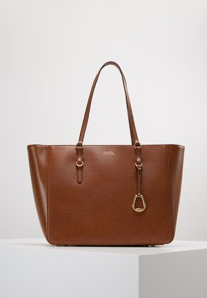 TOTE - Handbag - lauren tan