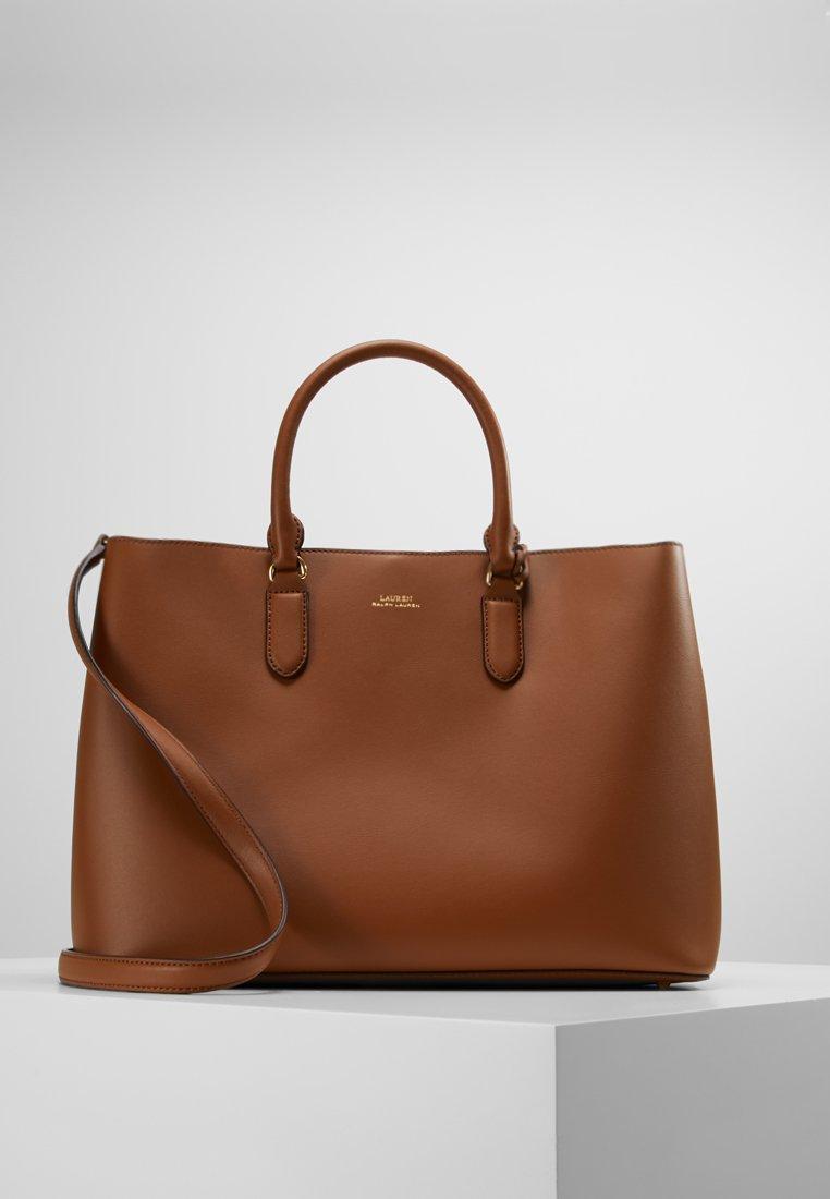 Lauren Ralph Lauren - Handbag - field brown/orange