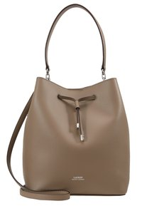 Lauren Ralph Lauren - SUPER SMOOTH DEBBY - Sac à main - taupe / - 0