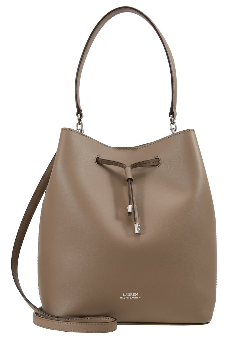 Lauren Ralph Lauren - SUPER SMOOTH DEBBY - Sac à main - taupe /