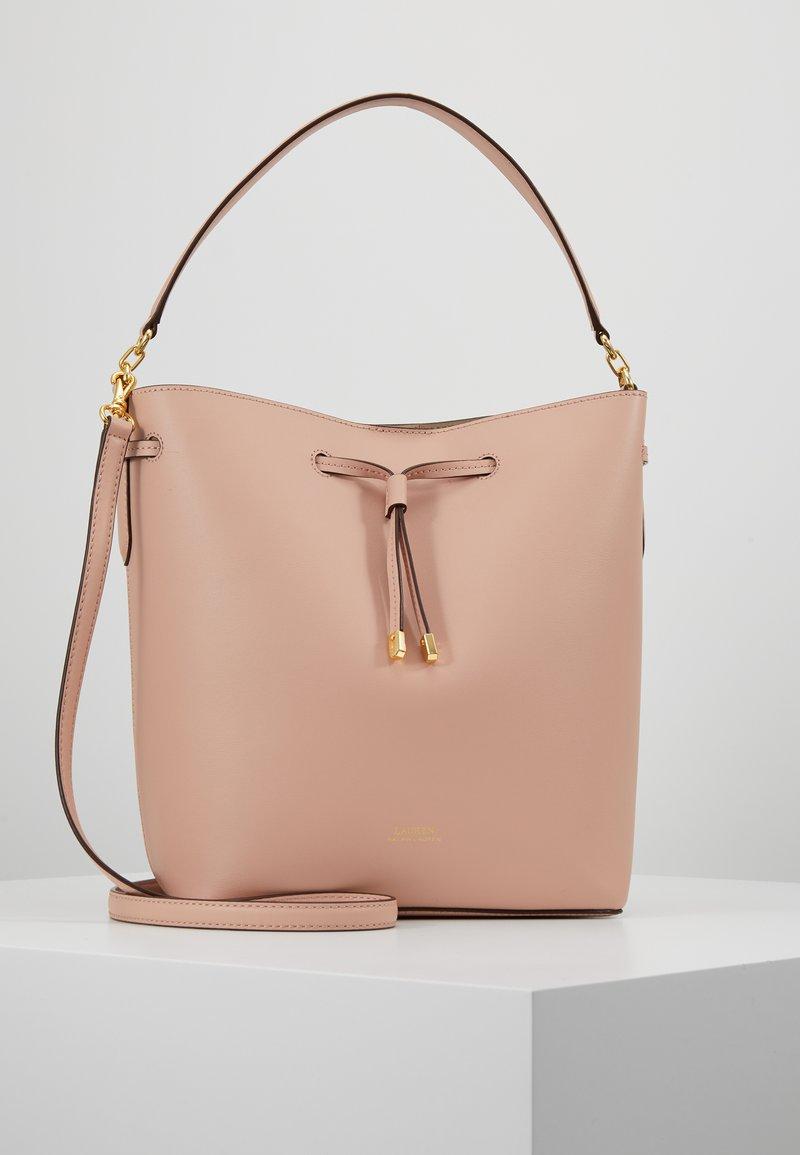 Lauren Ralph Lauren - SUPER SMOOTH DEBBY - Handbag - mellow pink/porci