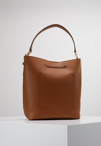 Lauren Ralph Lauren - SUPER SMOOTH DEBBY - Handbag - field brown/orange - 2
