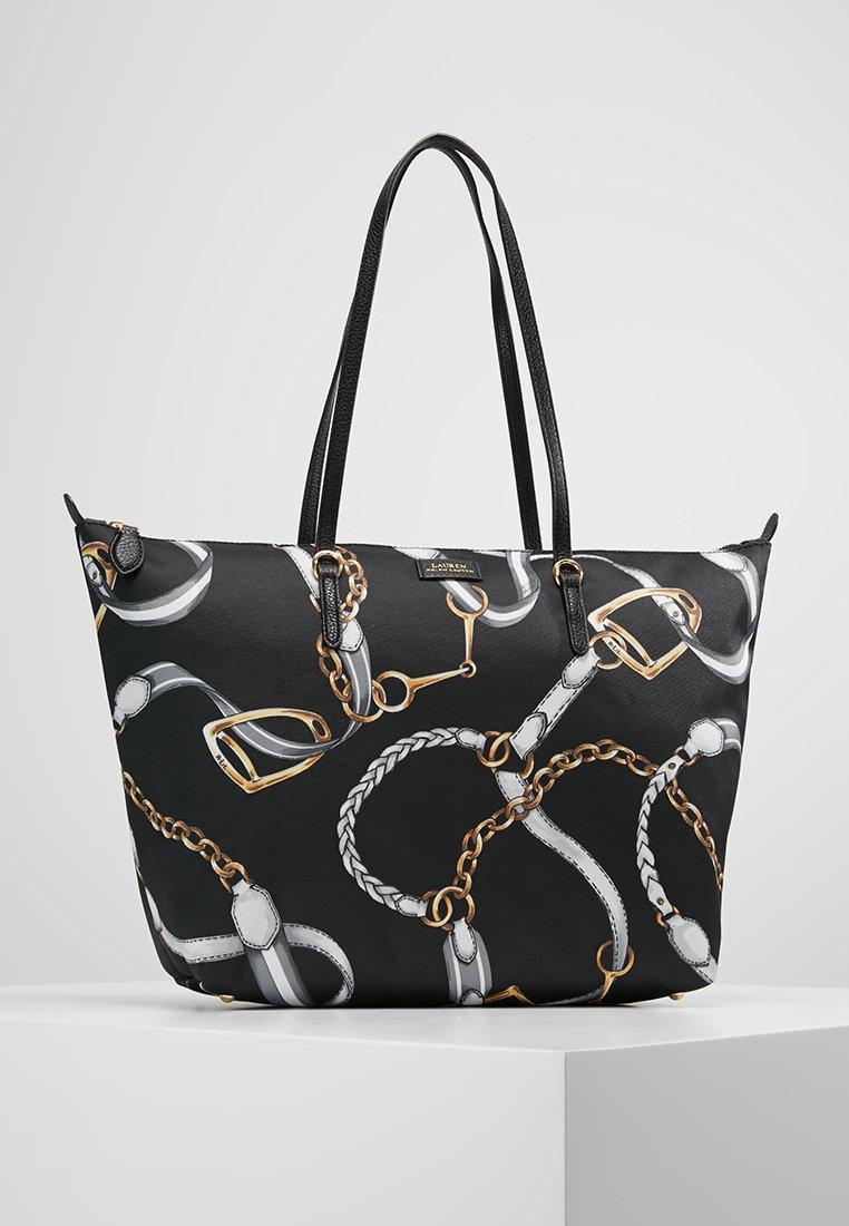 Lauren Ralph Lauren - Shopper - black sig belting