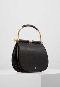 Lauren Ralph Lauren - CLASSIC PEBBLE MASON - Handbag - black - 3
