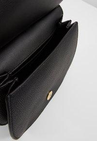 Lauren Ralph Lauren - CLASSIC PEBBLE MASON - Handbag - black - 4