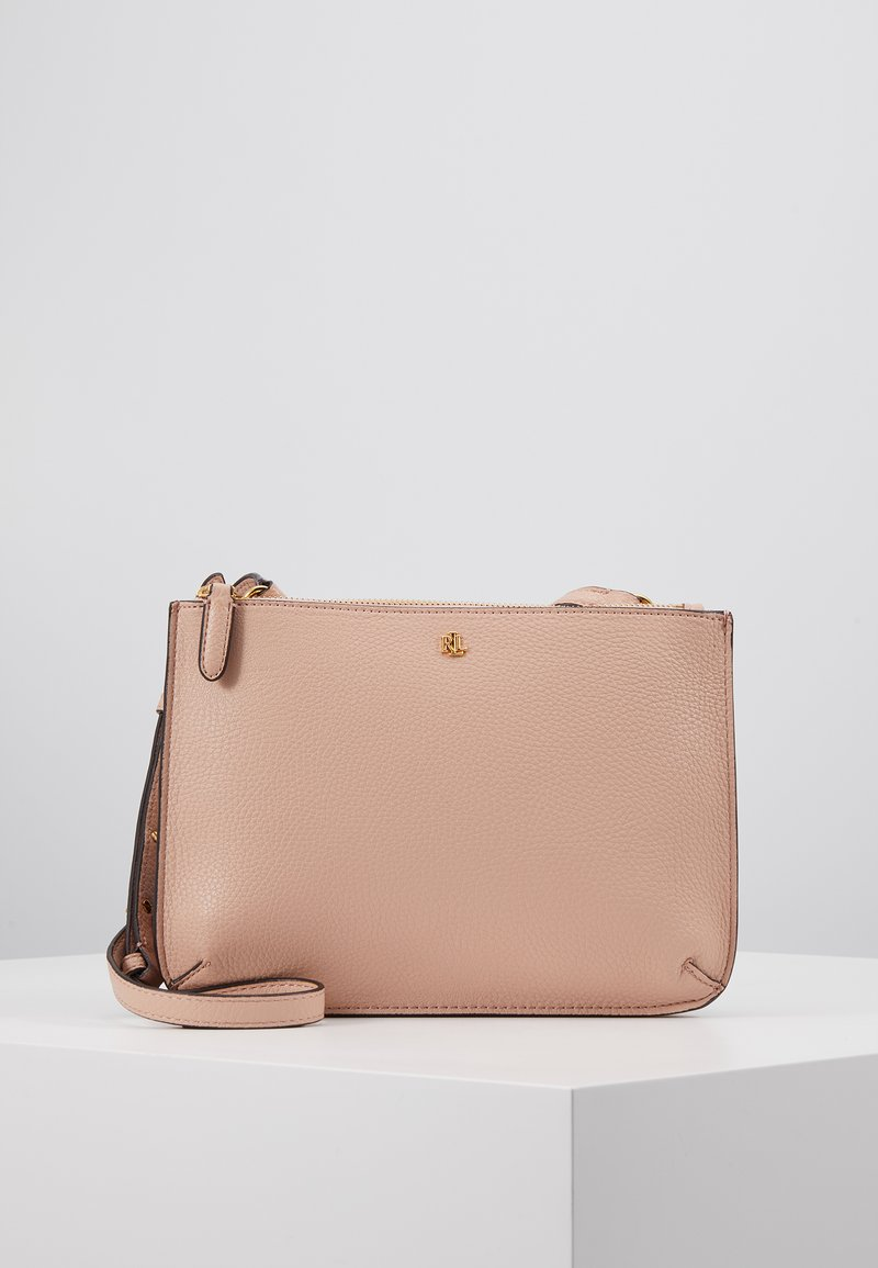 Lauren Ralph Lauren - CARTER CROSSBODY MEDIUM - Sac bandoulière - mellow pink