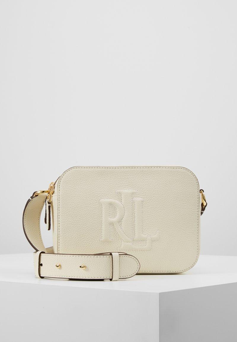 Lauren Ralph Lauren - CLASSIC HAYES - Across body bag - vanilla