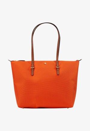 KEATON - Håndveske - sailing orange
