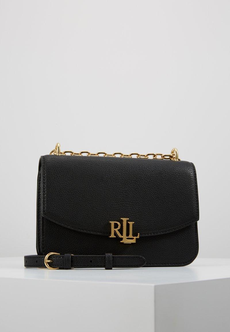 Lauren Ralph Lauren - CLASSIC  MADISON - Across body bag - black