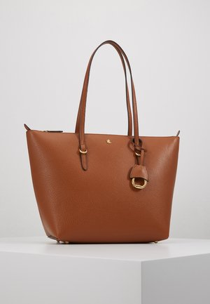 PEBBLE GRAIN KEATON - Bolso de mano - lauren tan