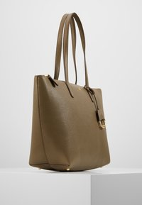 Lauren Ralph Lauren - PEBBLE GRAIN KEATON - Sac à main - sage - 3