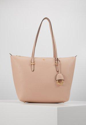 PEBBLE GRAIN KEATON - Handbag - mellow pink