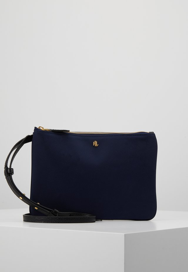 CARTER CROSSBODY MEDIUM - Torba na ramię - navy