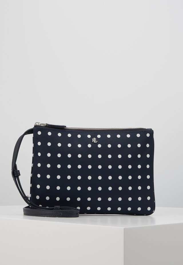 CARTER CROSSBODY MEDIUM - Skulderveske - navy