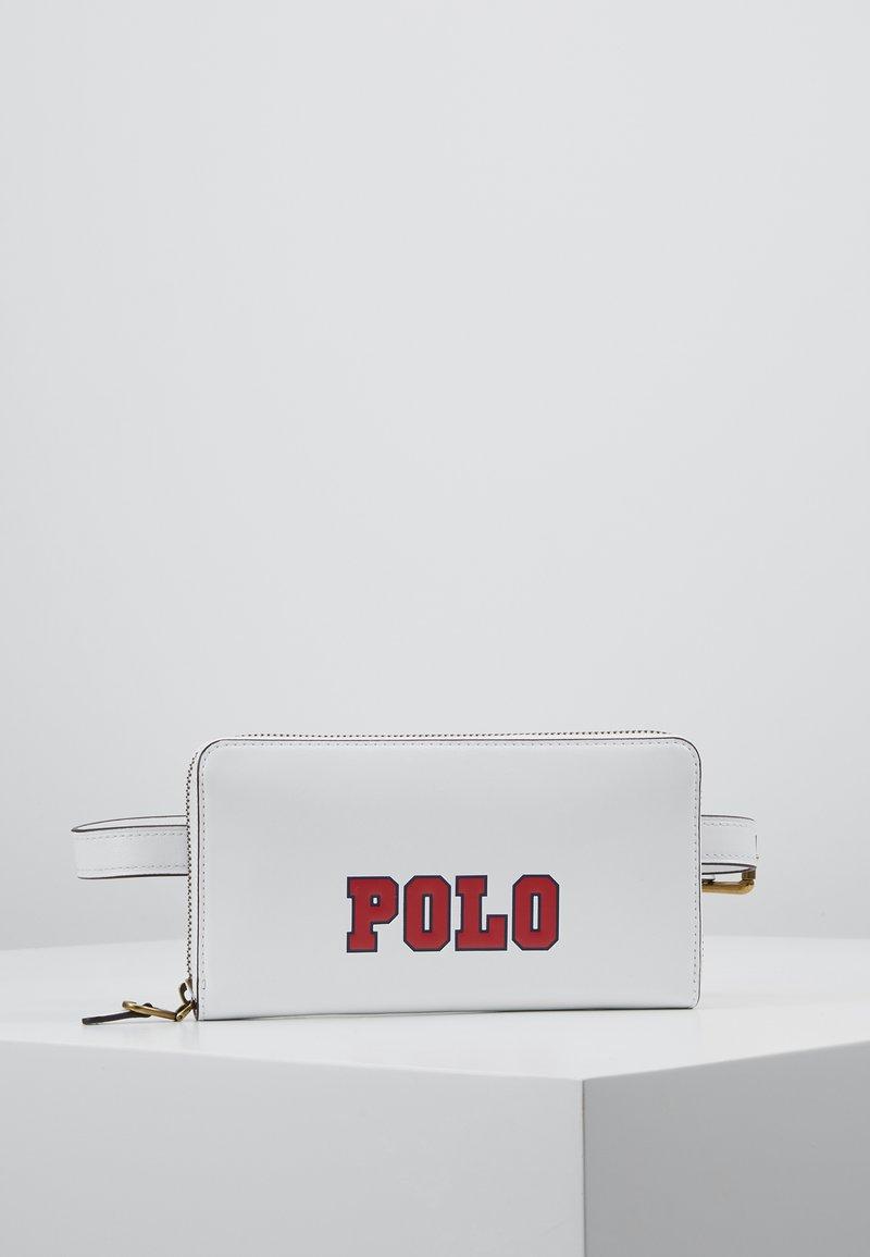 Polo Ralph Lauren - BELT BAG SMALL - Portemonnee - optic white