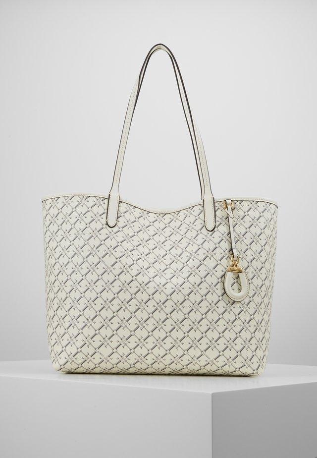 COATED COLLINS - Handbag - vanilla heritage