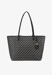Lauren Ralph Lauren - COATED COLLINS - Torebka - black heritage