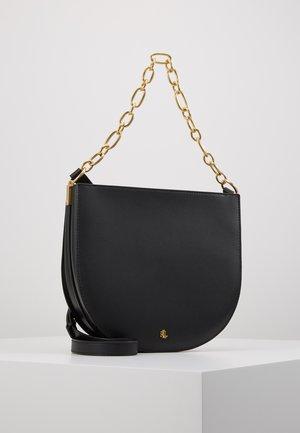 SUPER SMOOTH SAWYER - Handbag - black