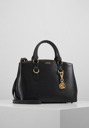 SAFFIANO MINI ZIP - Torebka - black