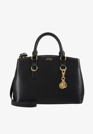 SAFFIANO MINI ZIP - Borsa a mano - black