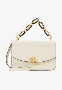 Lauren Ralph Lauren - CLASSIC PEBBLE MADISON - Across body bag - vanilla - 4