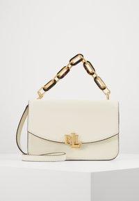 Lauren Ralph Lauren - CLASSIC PEBBLE MADISON - Across body bag - vanilla - 0