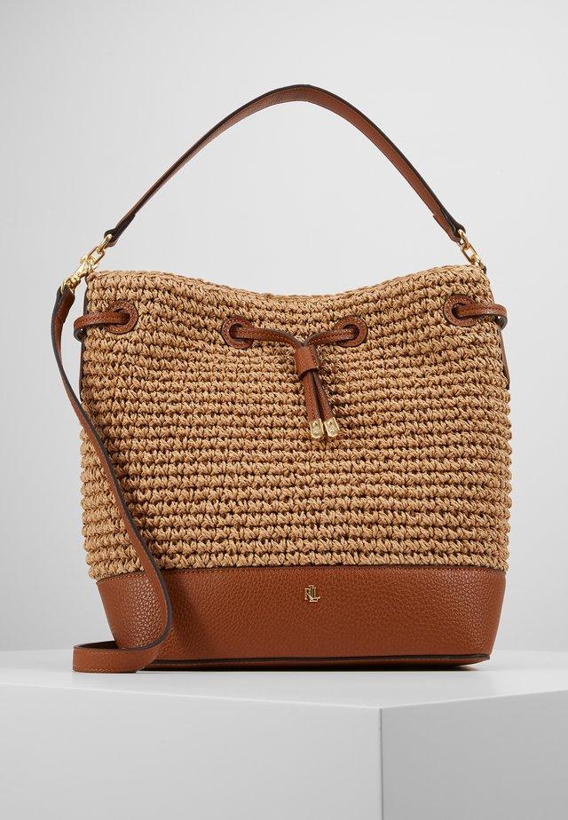 CROCHET DEBBY - Handtasche - natural
