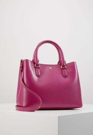 SAFFIANO MARCY II - Handbag - deep fuchsia