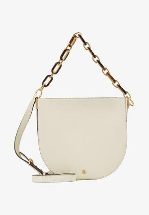 CLASSIC PEBBLE SAWYER - Handbag - vanilla