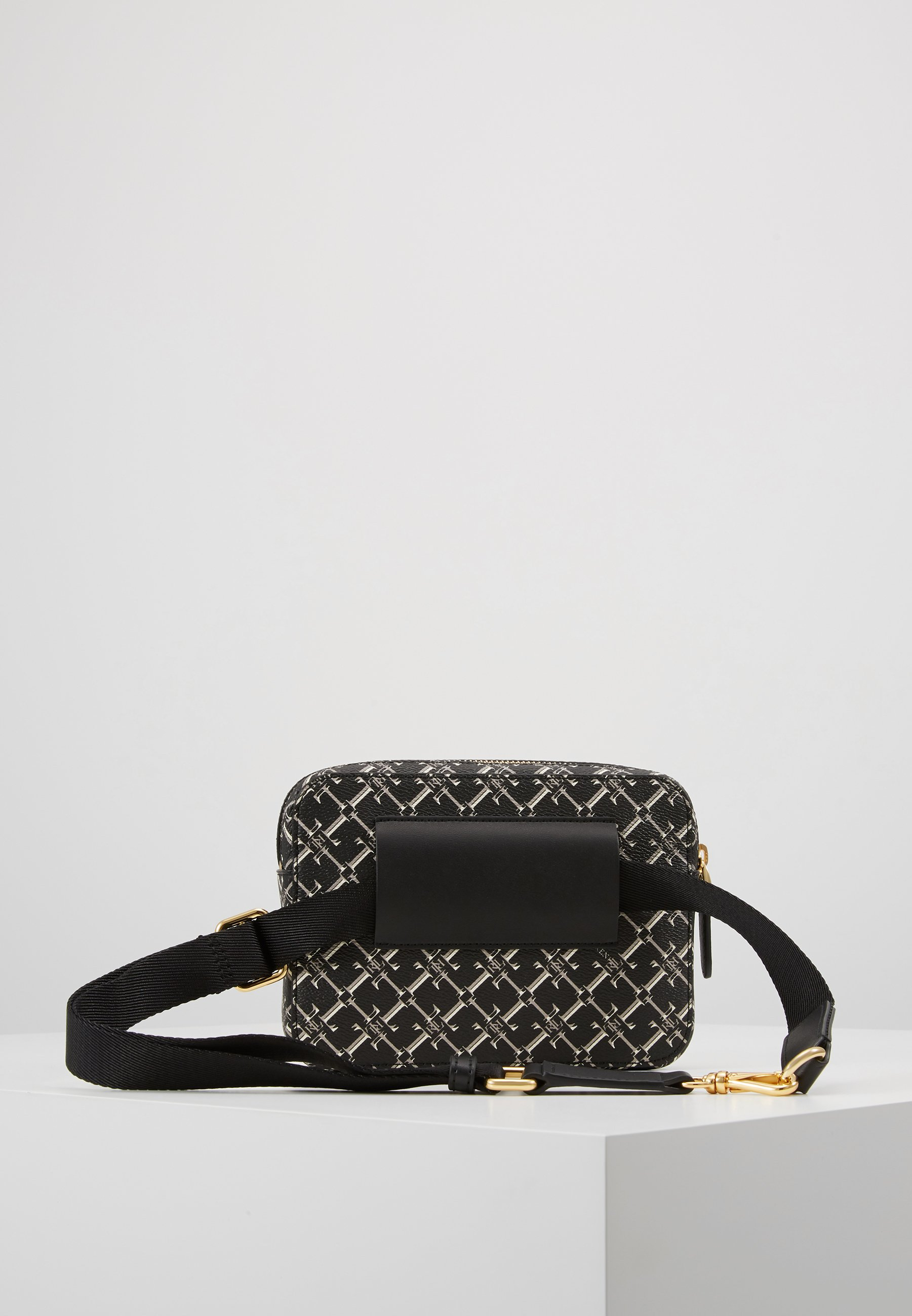 Lauren Ralph Coated Bag - Sac Banane Black Heritage