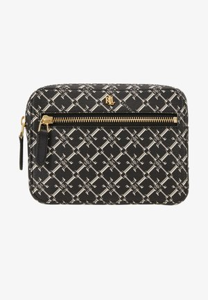 COATED BAG - Ledvinka - black heritage