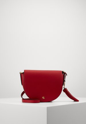 WITLEY CROSSBODY SMALL - Skulderveske - red