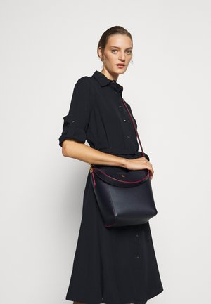 ADLEY SHOULDER SMALL - Sac à main - navy