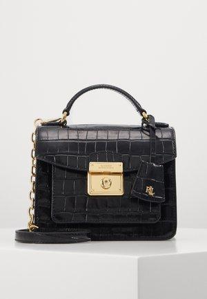 SATCHEL SMALL - Bolso de mano - black