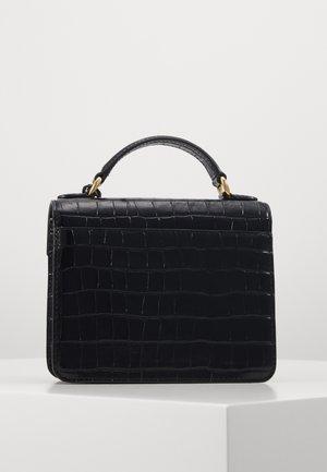 SATCHEL SMALL - Handbag - black