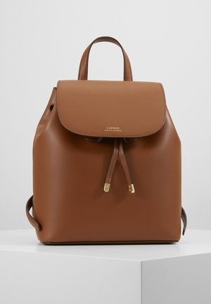 SUPER SMOOTH FLAP - Rucksack - tan/monarc