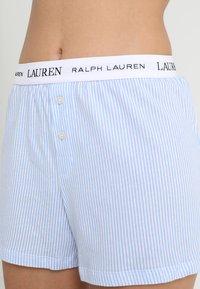 Lauren Ralph Lauren - SEPARATE - Spodnie od piżamy - pale blue - 4