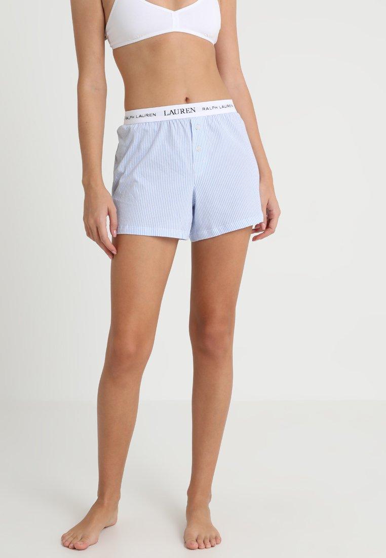 Lauren Ralph Lauren - SEPARATE BOXER - Pyjama bottoms - pale blue