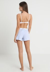 Lauren Ralph Lauren - SEPARATE - Spodnie od piżamy - pale blue - 2