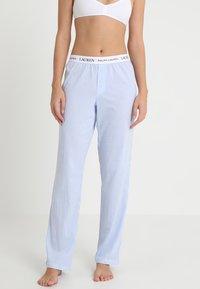 Lauren Ralph Lauren - SEPARATE - Pyžamový spodní díl - pale blue - 0
