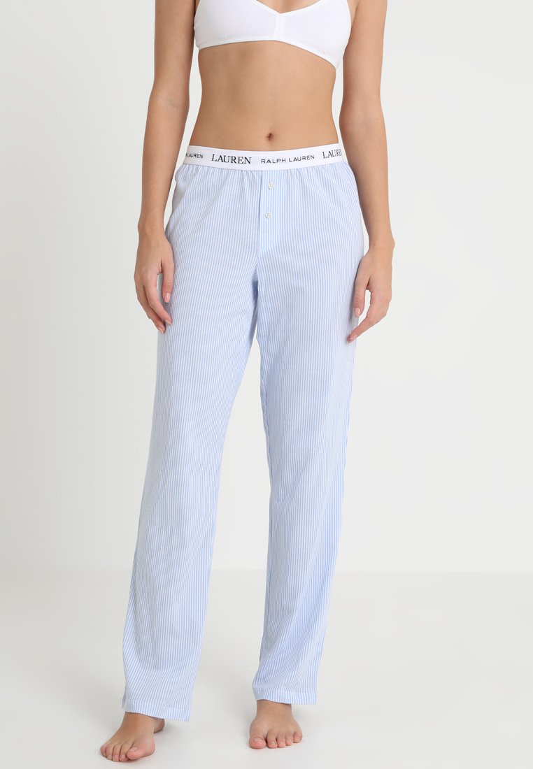 Lauren Ralph Lauren - SEPARATE - Pyžamový spodní díl - pale blue