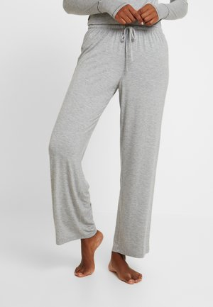 SEPARATE ANKLE PANT - Pyjamabroek - grey heather