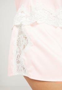 Lauren Ralph Lauren - CAMI TAP PANT SET - Pyžamová sada - pink - 5