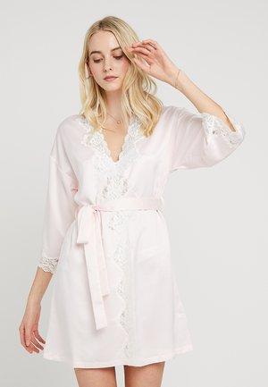KIMONO ROBE - Dressing gown - pink slipper