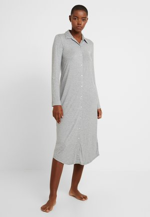 ROLL CUFF BALLET SLEEP - Noční košile - grey heather