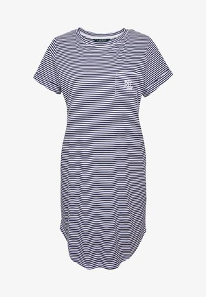 SCOOP SLEEPTEE - Negligé - navy
