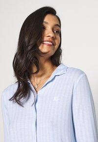Lauren Ralph Lauren - 3/4 SLEEVE LONG PANT - Pyžamo - blue - 3